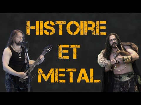 Metal Music  Inspirations from History
