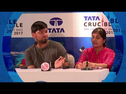 Tata Crucible- The Corporate Quiz 2017 Indore Finals on Times Now