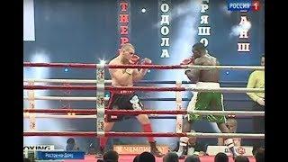 Кудряшов о бое с Дурадолой: поразбивал руки, но кулак нашел свою цель