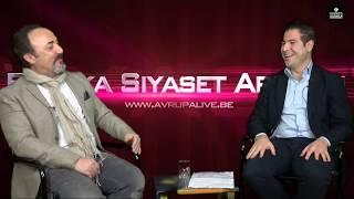 B. K. B S B B Yardımcısı Mehmet Bilge ile söyleşi yaptı