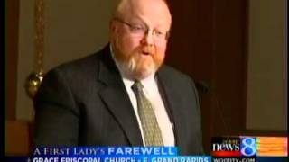 Part 3 of the funeral betty ford, with richard norton smith