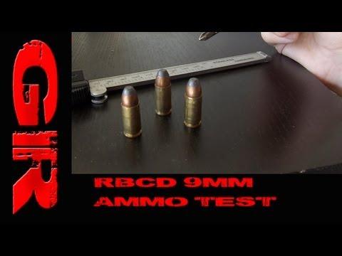 Repeat Glaser Silver Safety Slug 380 ACP Gel test