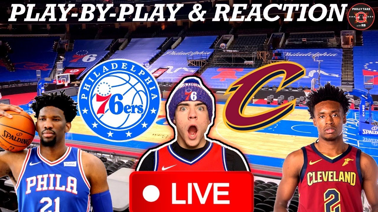 Philadelphia 76ers v Cleveland Cavaliers live stream: Watch NBA ...