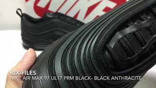 nike air max 97 prm black