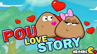Pou Love Story Walkthrough