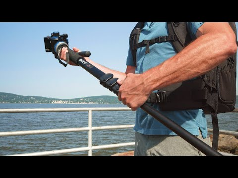 Benro S Pro Video Monopod Kit