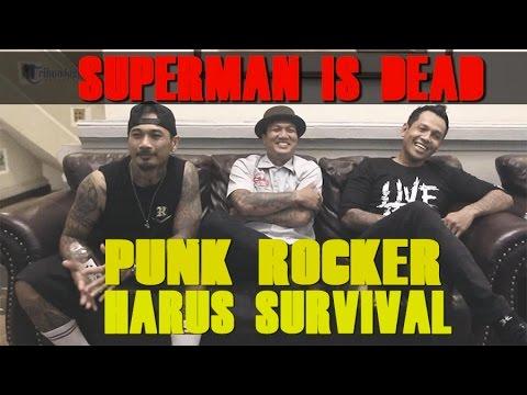 Superman Is Dead Interview : Punk Rocker Itu Harus Survival (Part I)