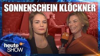 Hazel Brugger beim CDU-Parteitag