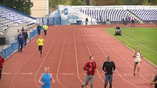 Финиш на 300 м, мужчины