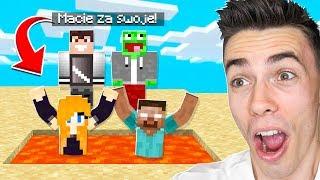 ZEMSTA na KATI i HEROBRINE w Minecraft!