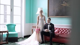 Jaclyn and Cameron | The Greenbrier