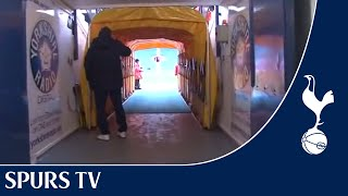 Spurs TV | Tunnel Walk at Elland Road