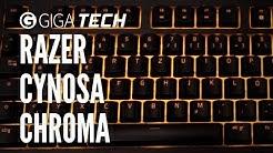 Razer Cynosa Chroma: Gaming-Tastatur für Einsteiger auf dem Prüfstand - GIGA.DE