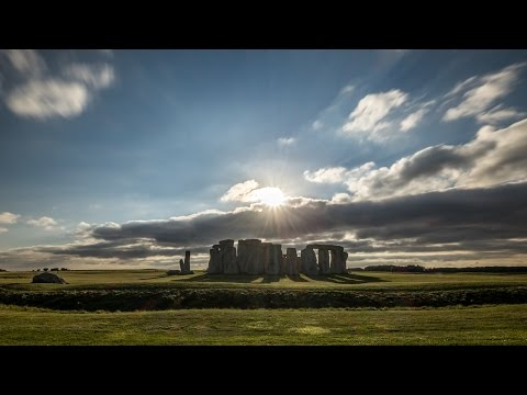 FOLLOW ME AROUND: England (Stonehenge, Oxford, the Costswold