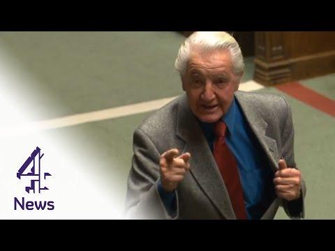Veteran MP Dennis Skinner slams Ukip