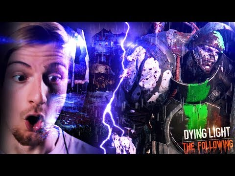 THE ORIGINS OF MOTHER (this is awesome!) || Dying Light: The Following (Part 6)