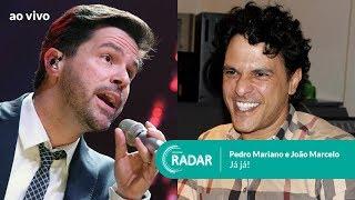 Baixar Pedro Mariano e João Marcello Bôscoli no Programa Radar | NOVABRASIL FM