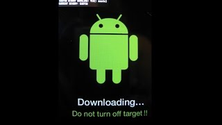 How to enter download mode on Samsung Galaxy S