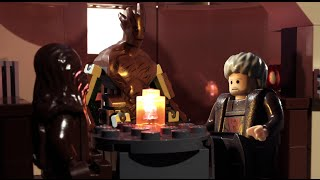"LEGO Groot, Hodor, and Chewbacca: ""No One Understands"""