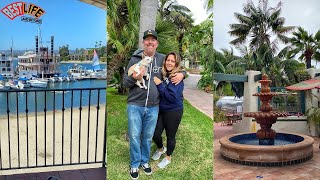 The Bahia Resort in San Diego Mission Bay! Travel Day, Room Tour & Walk Through Property | May 2020