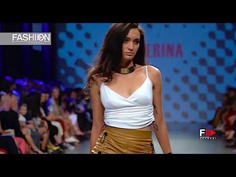 KATERINA KVIT Spring Summer 2019 Ukrainian FW - Fashion Channel