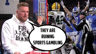 NFL Referees Are Ruining Sports Gambling
