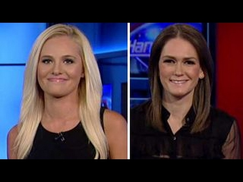 tomi lahren jessica tarlov on attacks against the trumps youtube