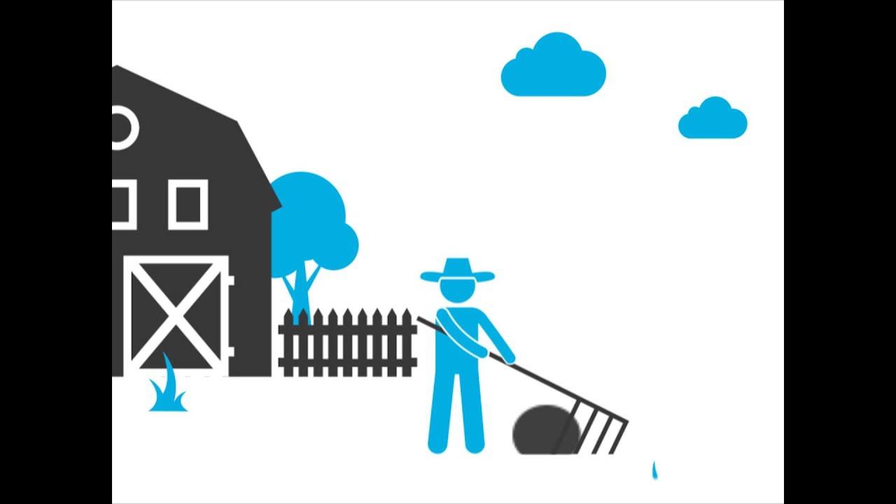 Reforestación y cosecha de agua
