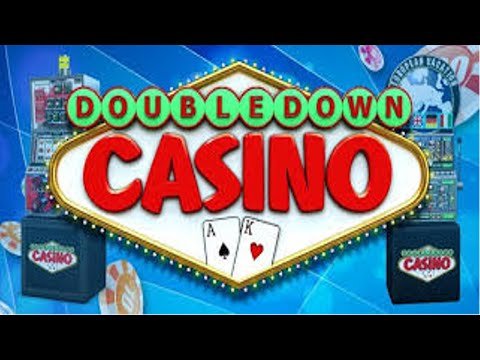 DoubleDown Casino - iOS / Android - HD Gameplay Trailer