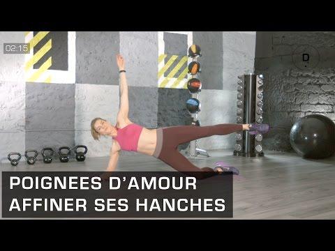 Fitness Master Class – Poignées d'amour – Lucile Woodward