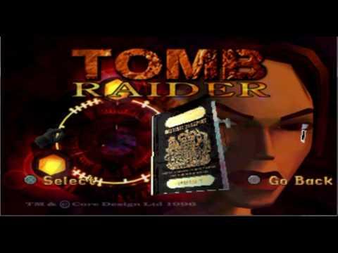 TRUCOS TOMB RAIDER 1 PSX