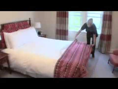 """Ultra Clean"" Housekeeping at the BEST WESTERN PLUS Bruntsfield Hotel, Edinburgh"