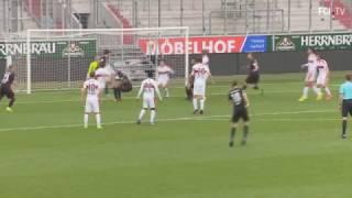 FCI.TV: Highlights vom Testspiel der Schanzer gegen den VfB Stuttgart