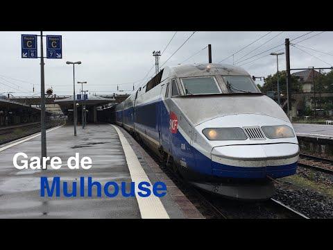 Gare De Mulhouse | TGV | TER