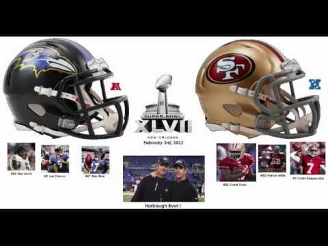 Super Bowl XLVII: Baltimore Ravens vs. San Francisco 49ers. Harbaugh Bowl I. My Quick Thoughts