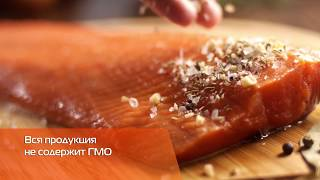 """Презентация франшизы сети магазинов """"Рыбный день"""""""