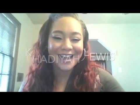 Exclusive Interview w/ Khadiyah Lewis from Love & Hip Hop Atlanta - Geneva