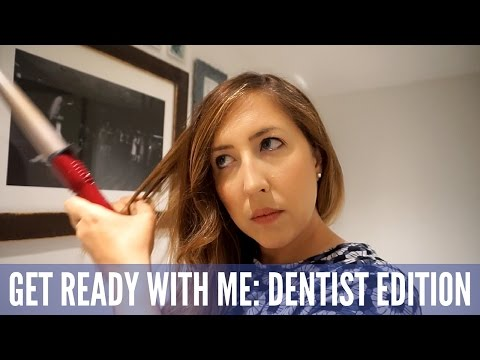 GRWM: DENTIST EDITION