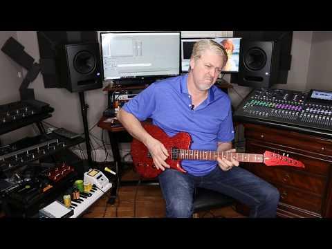 Singtall Red Knight Guitar
