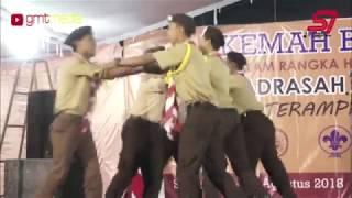 Download Video Yel Yel Pramuka Klas XII PONPES Nurul Huda - Hut Pramuka Ke 57 Tahun 2018 MP3 3GP MP4
