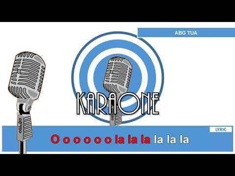 ABG TUA ( Versi Drum ) populer  - Karaoke Lirik