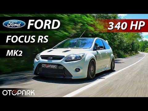 Ford Focus RS MK2   En zevkli önden çeker mi ?