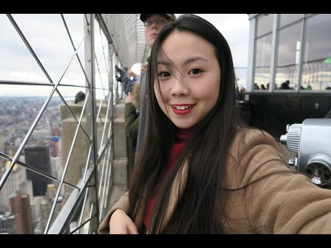 Travel Vlog: NYC 2015 | Empire State Building
