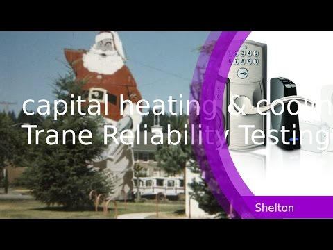 Air Conditioning Repair|Top Rated Heating And Cooling Dealer|Shelton|Trane Extreme Reliability Testi