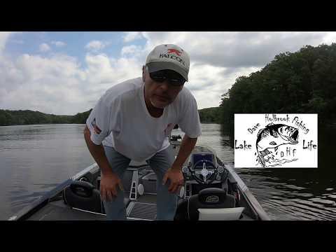 Lake Ozark Bass Fishing - 16 June 2020