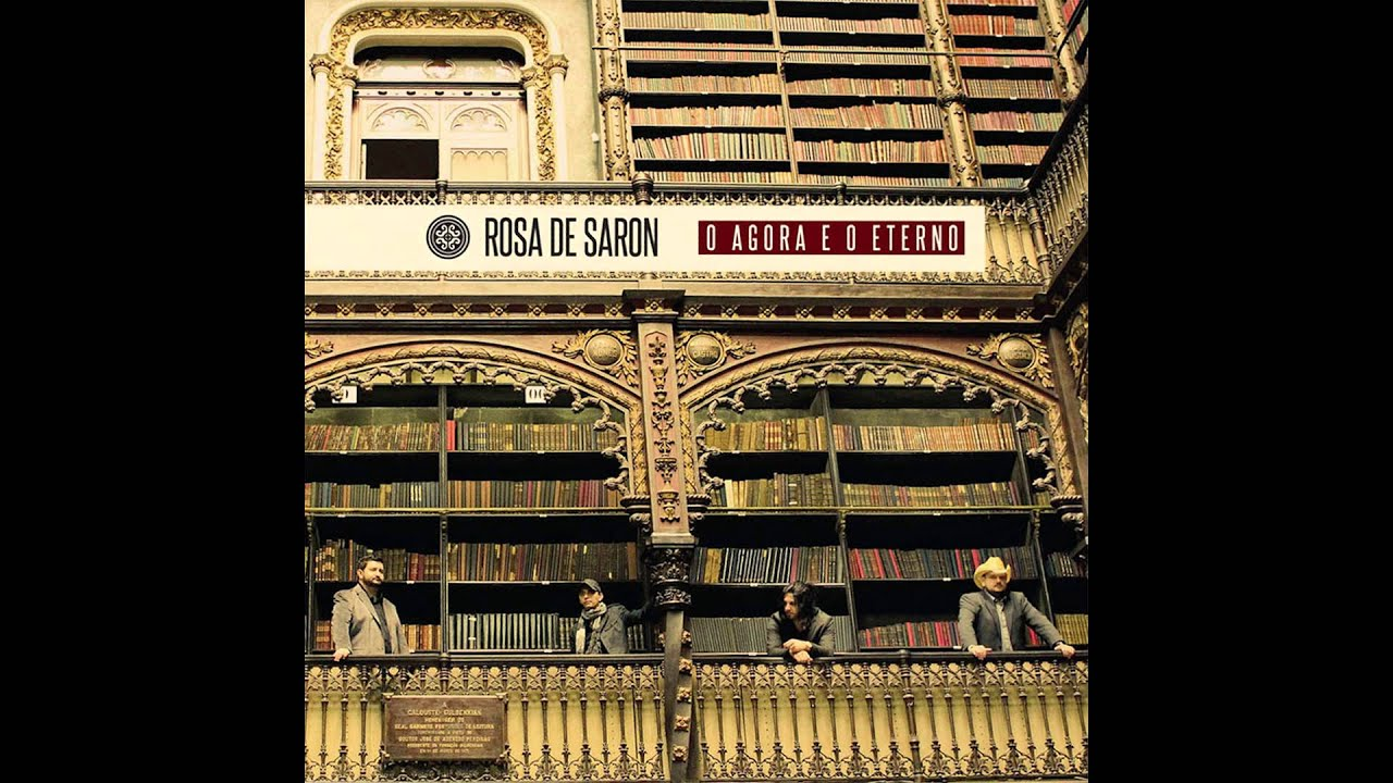 2012 NOVO SARON DE CD BAIXAR DO ROSA