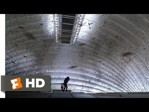 The X Files (2/5) Movie CLIP - Swarmed (1998) HD