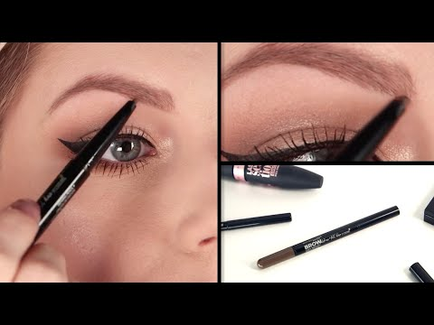 3 Makeup Looks | + Brow Focus (and Tips!)