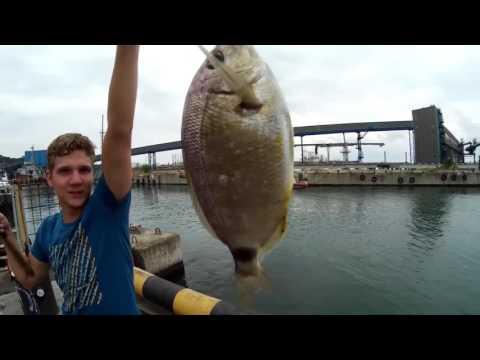 Морская рыбалка. Черное море - Туапсе. Часть 1.