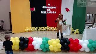 O segredo da melancia l Pr Mailson Henrique l Dia das crianças